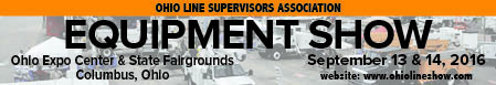 OLSA Equipment Show 2016