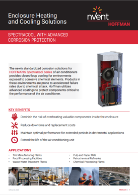 SpectraCool with Advanced Corrosion Protection Sell Sheet