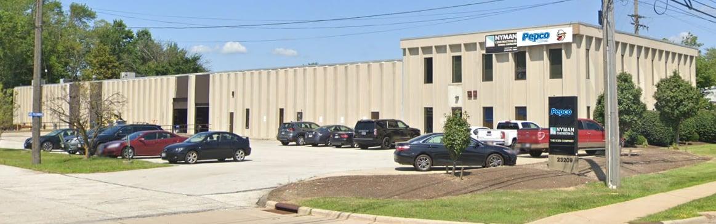 Pepco-Warrensville-Building