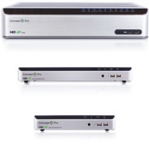 HD-Recorders