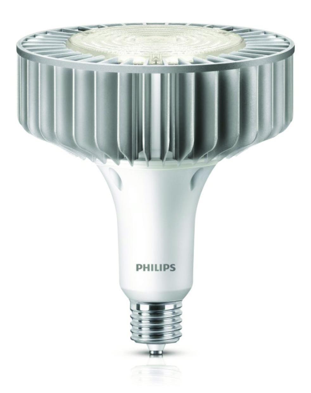 philips led trueforce high lumen bay lamp. Black Bedroom Furniture Sets. Home Design Ideas